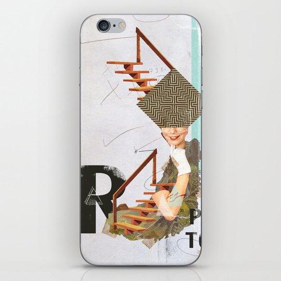 matthewbillington.com iPhone & iPod Skin