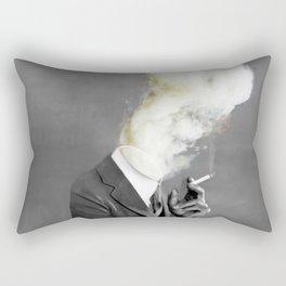 Smoker Rectangular Pillow