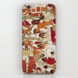 Go Longboard Vintage iPhone Skin