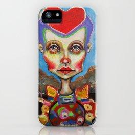 hearthead iPhone Case