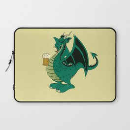 Green dragon Laptop Sleeve