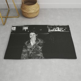 Clairo Poster Rug