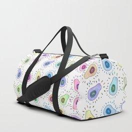 Avocado addiction Duffle Bag