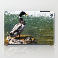 ducks iPad Cases featuring Ducks by Siriusreno