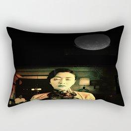 .:Blood:. Rectangular Pillow