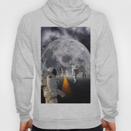 The Lost Astronauts Hoody