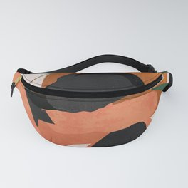 Tropical Girl 10 Fanny Pack