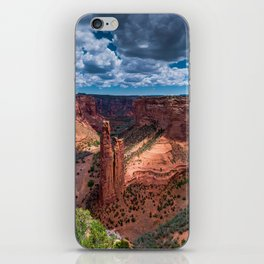 Spider Rock Formation iPhone Skin