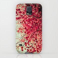 Autumn Inkblot Slim Case Galaxy S5