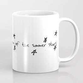 you'll find me in the region of the summer stars (harry) Coffee Mug