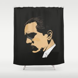 Vito Corleone - The Godfather Part II Shower Curtain