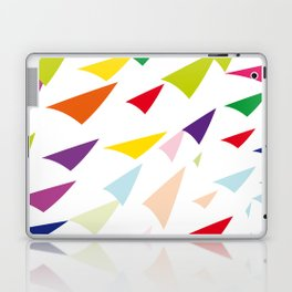 colored arrows Laptop & iPad Skin