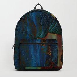 Neon Elephant Backpack