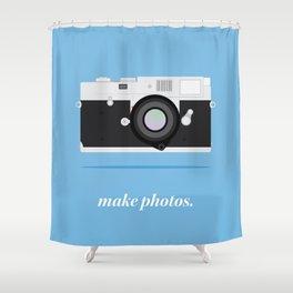 M2 Shower Curtain