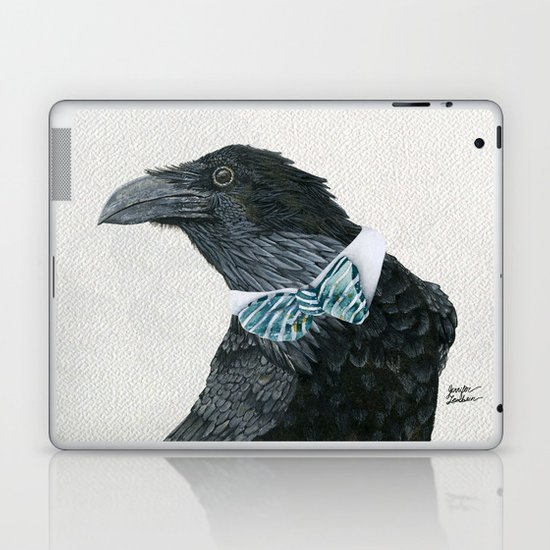 Raven Croft Laptop & iPad Skin