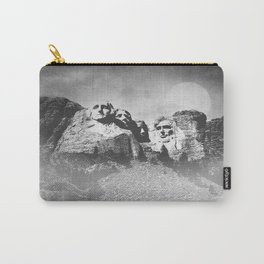 Rushmore at Night Carry-All Pouch