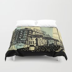 Freud II. Duvet Cover
