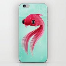 Little Fish Coy Koi iPhone & iPod Skin