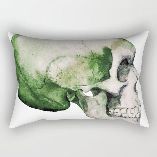 Skull 06 Rectangular Pillow