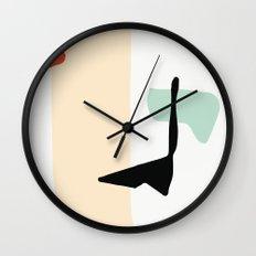 Matisse Shapes 3 Wall Clock