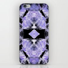 Amethyst Mandala-Crown Chakra iPhone Skin
