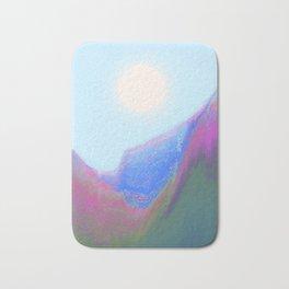 Bright Sun Bath Mat