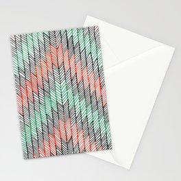 ZigZag Stationery Cards