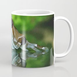 Amazon Milk Frog Coffee Mug