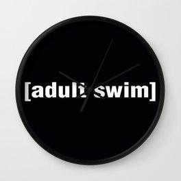 Adult swim Wall Clock
