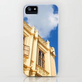 Lednice Castle iPhone Case