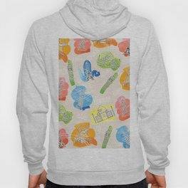 Travel Locations and iconic buildings Hoody