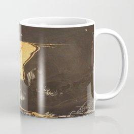 Sensation of Gold Coffee Mug