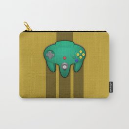 N64 PAD Green Carry-All Pouch