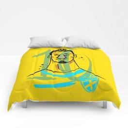 ZLATAN 10 Comforters