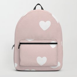 Heart Patter - Baby Pattern Backpack