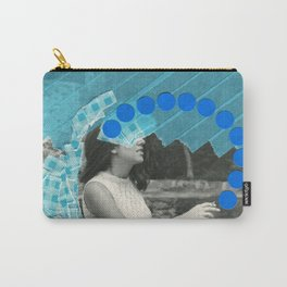 Smokey Eyes Carry-All Pouch
