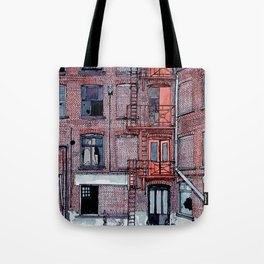 WAREHOUSE Tote Bag
