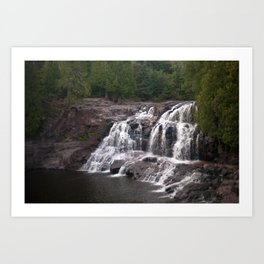 Upper Falls Art Print