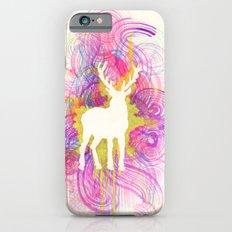 Hipster Deer Slim Case iPhone 6s