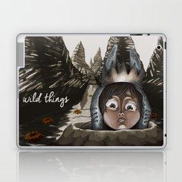 Wild Things Laptop & iPad Skin