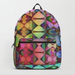Rainbow Diamond Party Backpack