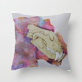Mystic Tiger Throw Pillow