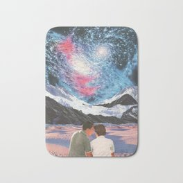 An Astral Affair Bath Mat