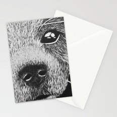 Cavalier puppy Stationery Cards