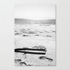 Dune Road Canvas Print