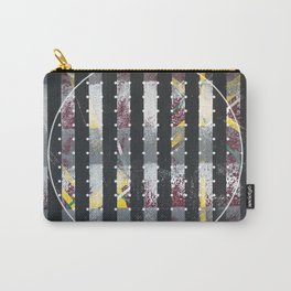 Polarized - dot circle graphic Carry-All Pouch