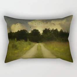 To Grandmother's house we go. Rectangular Pillow