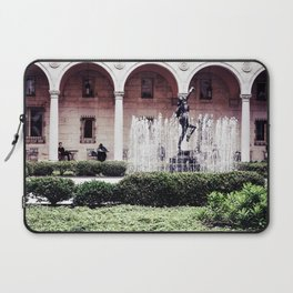 The Courtyard Laptop Sleeve