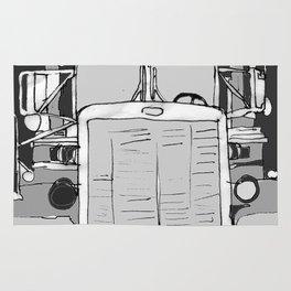 Truck Rug