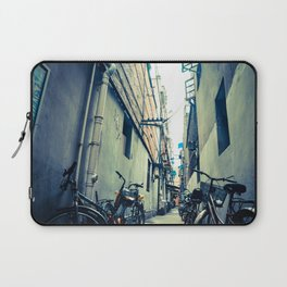 The Old Streets of China Laptop Sleeve